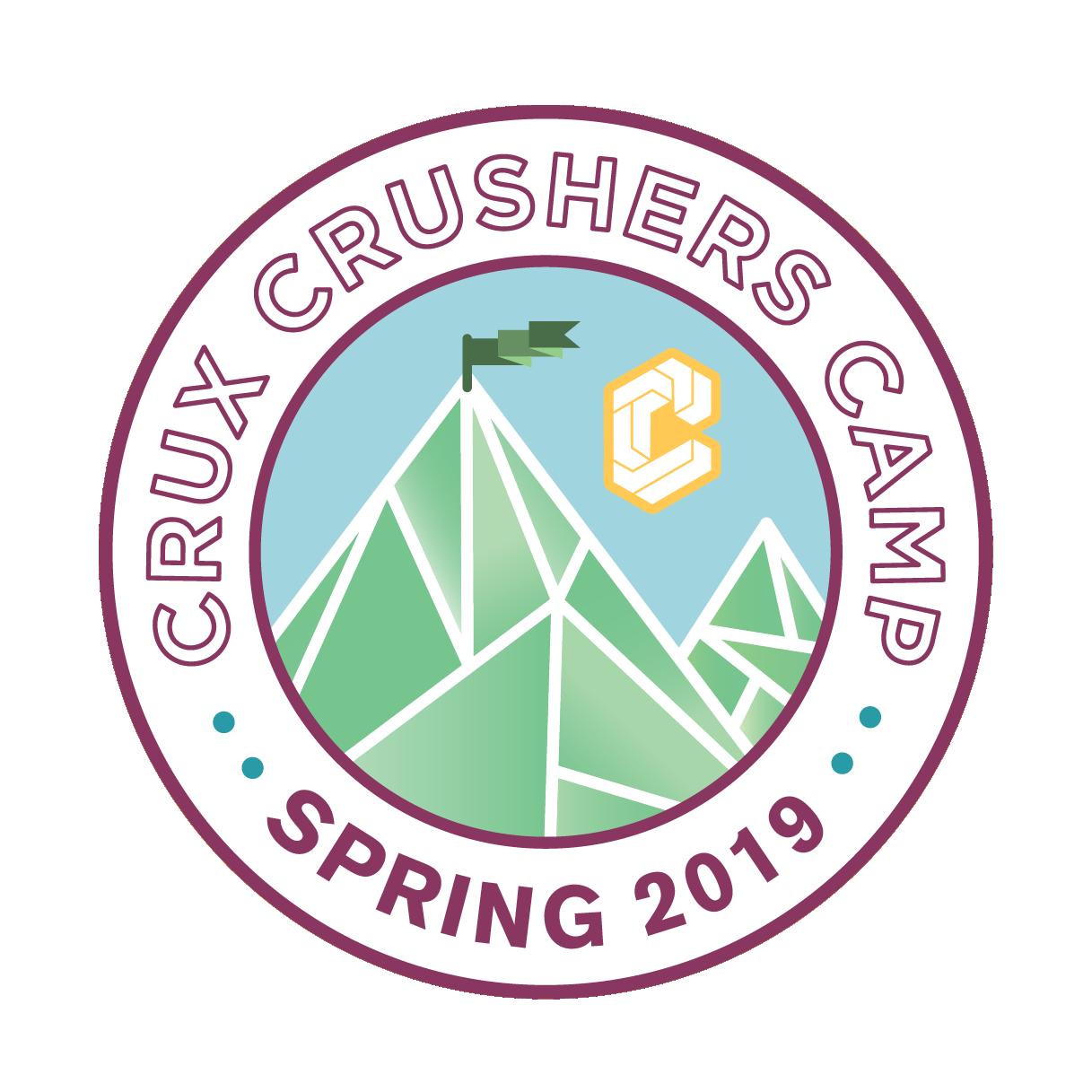 Crux Crushers Camp - Crux Climbing Center