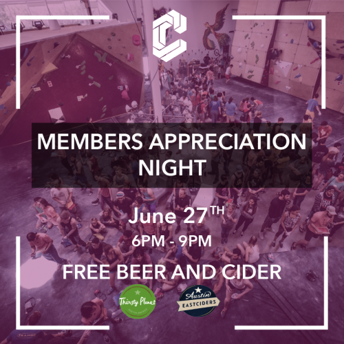 June Member Night