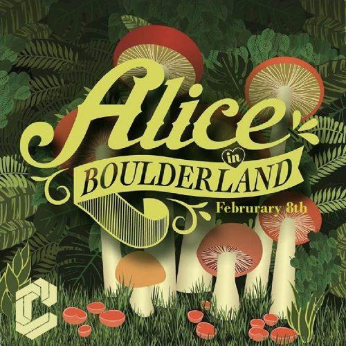 Alice in Boulder land